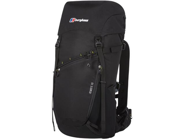 Berghaus Remote 35 Backpack black/black